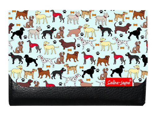 Selina-Jayne Dogs Limited Edition Designer Small Purse